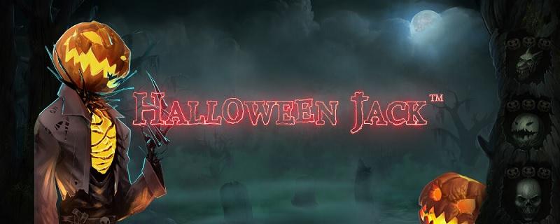 Halloween Jack - en spelautomat från NetEnt