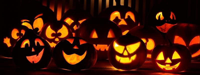 Spelautomater med tema Halloween
