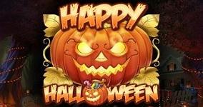 Spela Happy Halloween spelautomat hos Unibet