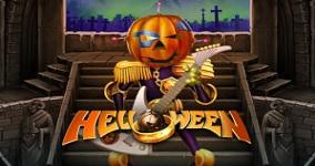 Nya spelautomaten Helloween