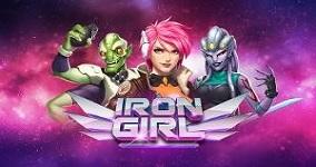 Nya spelautomaten Iron Girl