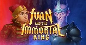Nya spelautomaten Ivan and the Immortal King