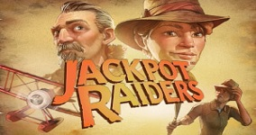 Nya spelautomaten Jackpot Raiders