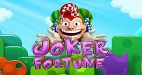 Ny spelautomat Joker Fortune