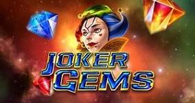 Joker Gems ny spelautomat