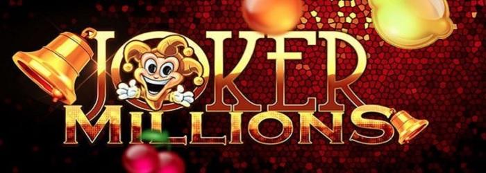Joker Millions Casino jackpottar hos Betsson