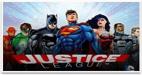Ny spelautomat Justice League från NextGen Gaming