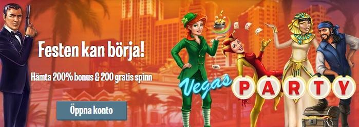 Leovegas bonus och free spins