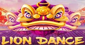 Nya spelautomaten Lion Dance