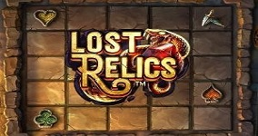 Nya spelautomaten Lost Relics