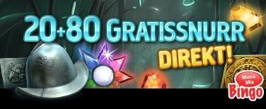 Casino free spins Mamamia 20 juni 2013