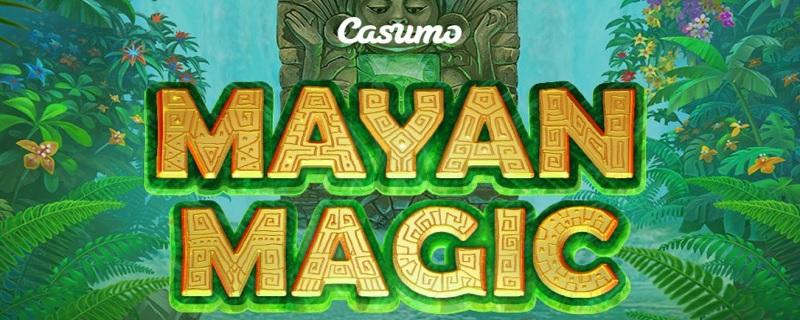 Spela Mayan Magic exklusivt hos Casumo!