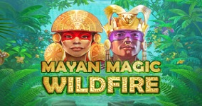 Mayan Magic Wildfire ny spelautomat