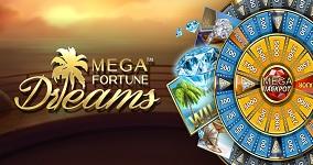 Spela gratis Mega Fortune Dreams gratis