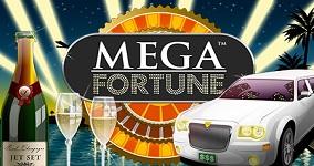 Spela gratis Mega Fortune spelautomat