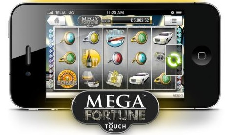 Mega Fortune Touch