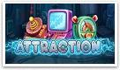 Spela gratis Attraction spelautomat