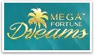 Casino jackpottar Mega Fortune Dreams