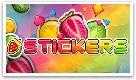 Spela gratis casino spel Stickers