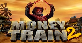 Nya spelautomaten Money Train 2