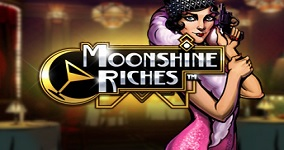 Moonshine Riches ny spelautomat