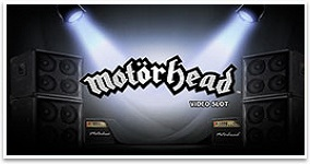 Ny spelautomat Motörhead NetEnt