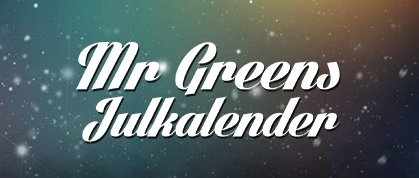 Casino Mr Green julkalender 2013