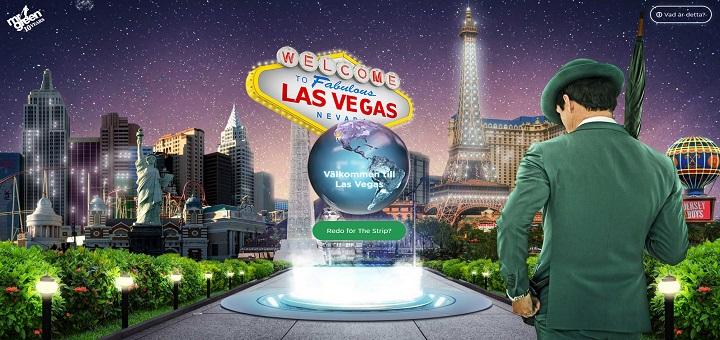 Vinn resa till Las Vegas med Mr Green Casino