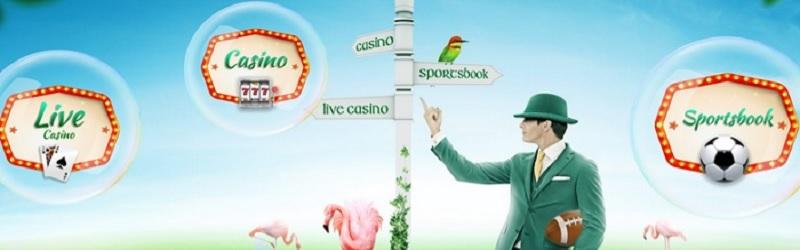 Ny casinobonus hos Mr Green 2019