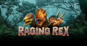 Nya spelautomaten Raging Rex