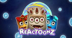 Nya spelautomaten Reactoonz