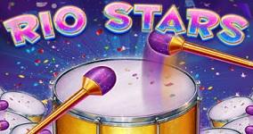 Rio Stars ny spelautomat