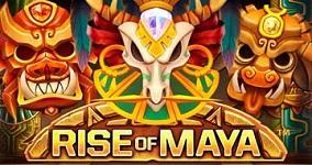 Nya spelautomaten Rise of Maya