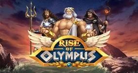 Nya spelautomaten Rise of Olympus