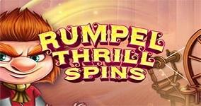 Nya spelautomaten Rumpel Thrill Spins