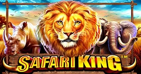 Nya spelautomaten Safari King