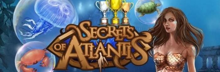 Spela gratis Secret of Atlantis