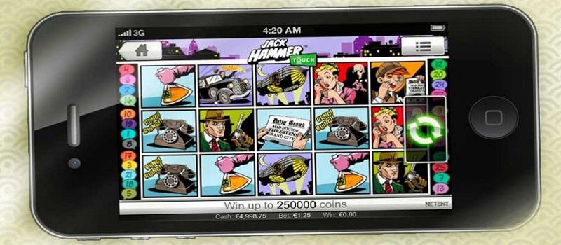 Spela Mobil Casino
