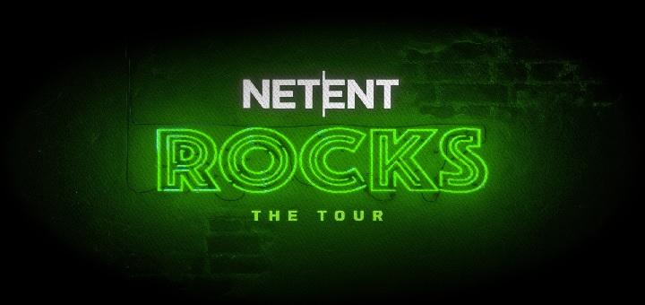 Ny spelautomat Motörhead från NetEnt