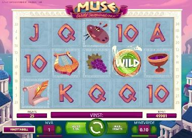 Muse Spelautomat