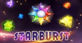 Spela gratis Starburst spelautomat