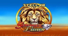Nya spelautomaten Stellar Serengeti Lions