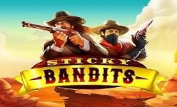 Sticky Bandits ny spelautomat