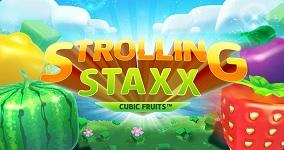 Strolling Staxx ny spelautomat