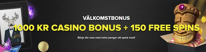 Superlenny Casino Bonus och free spins