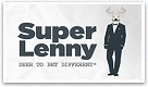 Free spins superlenny