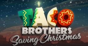 Ny spelautomat Taco Brothers Saving Christmas vecka 48