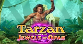 Nya spelautomaten Tarzan and the Jewels of Opar
