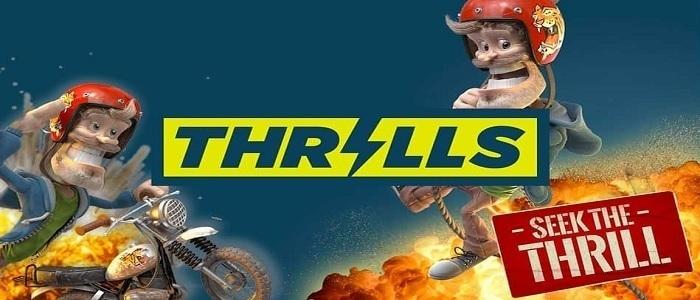 Thrills bonus ger dig 200% bonus + 50 free spins