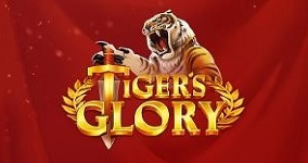 Nya spelautomaten Tiger's Glory